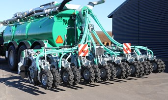 April 2019 - SAMSON AGRO bringt Strip-Till auf den Markt